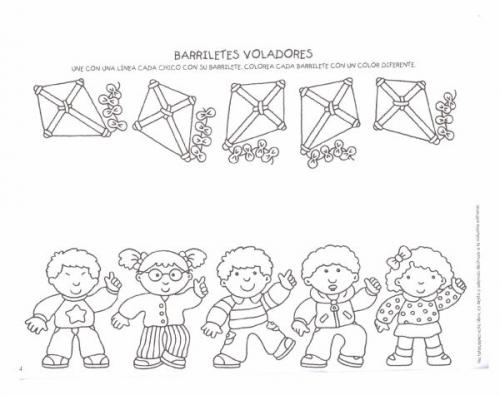Actividades De Numeros Para Preescolares