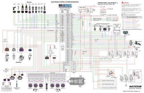 maxxforce wiring diagram mitsubishi wiring diagram wiring