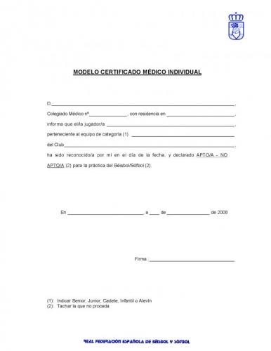 modelo de certificado medico modelos de curriculum