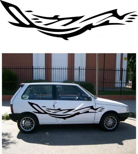 Tribales para autos - Imagui
