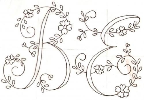 Moldes de letras para graffiti imagui - Dibujos navidenos para bordar ...