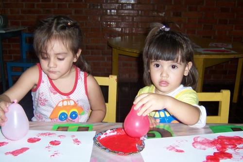 Imagen actividades plasticas en el jardin de infantes for Actividades de jardin de infantes