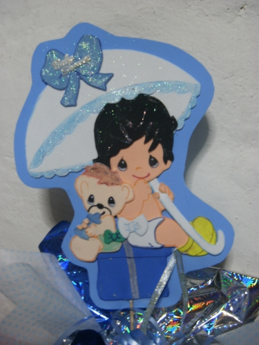 Baby Shower de niño