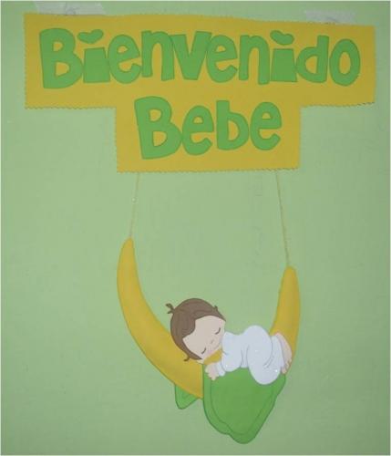 ... de Grupo de Todo para el bebé > Bienvenido bebe