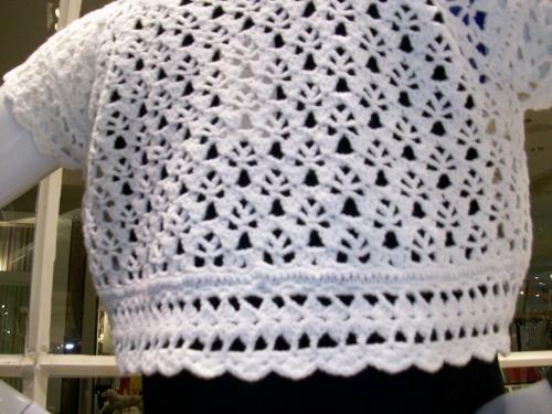 Boleros crochet - Imagui