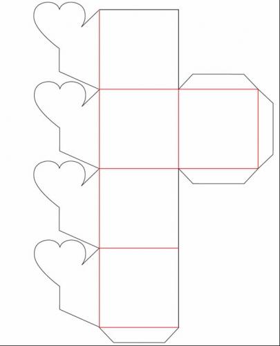 Modelos para armar cajas - Imagui