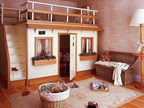 Modelos de camarotes para ni os imagui for Dormitorio para 4 personas