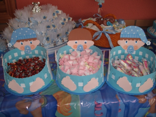 Baby Shower: Baby Shower manualidades