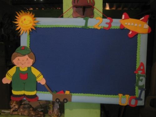 Como decorar una cartelera para niños - Imagui