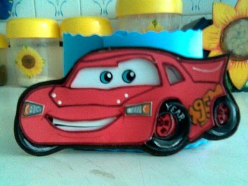 Cotillones de cars - Imagui