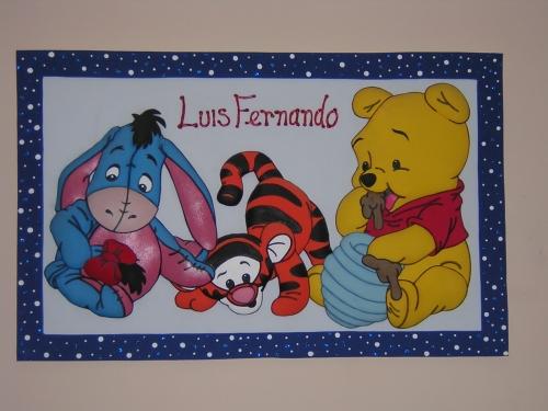 Moldes de Winnie Pooh y sus amigos - Imagui
