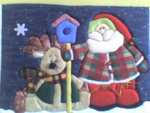 Cuadros de navidad en icopor imagui for Cuadros de navidad