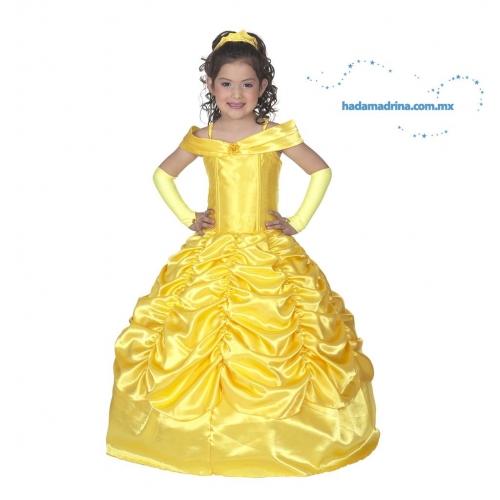 Imagen disfraz de la princesa bella y la bestia - grupos.