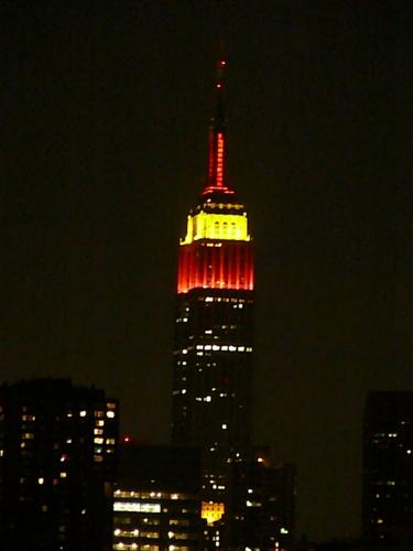 El Empire State Building saluda a España (2/2)