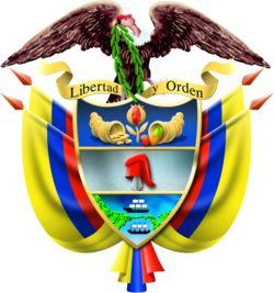 ESCUDO DE LA REPUBLICA DE COLOMBIA