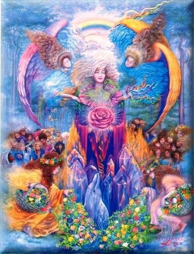 Esencias espirituales