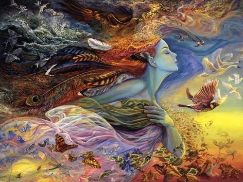 Espiritu de la Madre Tierra