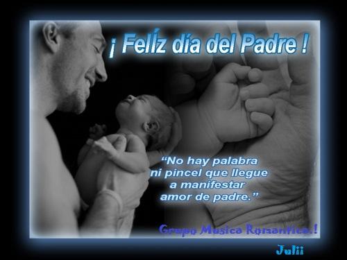 ... de Música romántica > Feliz dia del papitos romanticos 18/06/2011