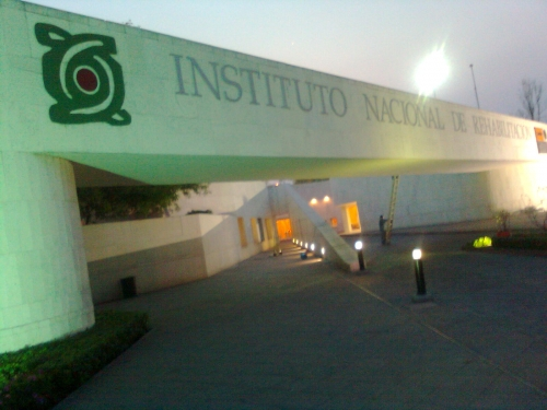 instituto nacional rehabilitacion: