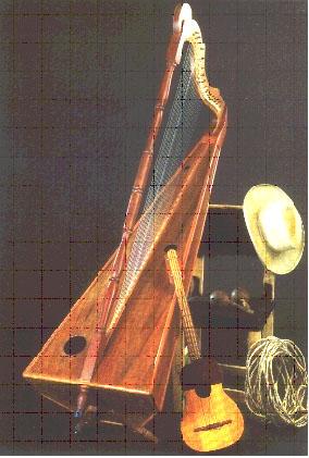 instrumentos musicales del joropo
