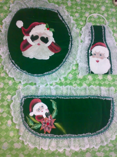 Baño Navidenos Moldes:moldes de los juegos de bano navidenos 601901 t0 Car Pictures