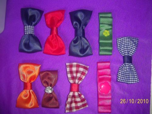 Imagen Lazos para el pelo - grupos.