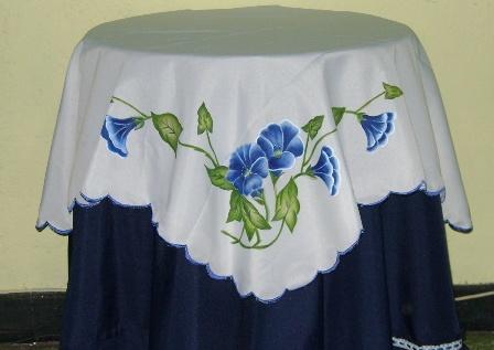 Pin hacer un mantel de deshilado wallpapers real madrid on - Hacer un mantel ...