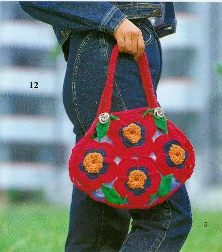 Handmade Crochet Bags Patterns