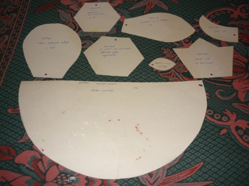 Imagen moldes de cojin de tortuga - grupos.