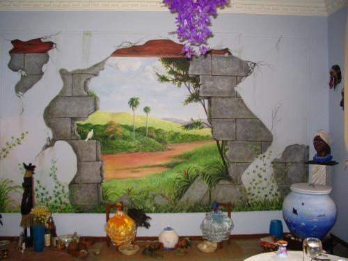 t cnicas para hacer murales en la pared taringa