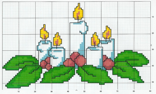 Descarga de patrones gratis punto de cruz - Imagui