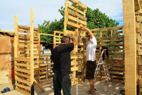 Imagen reciclaje de tarimas - Reciclaje de pales ...
