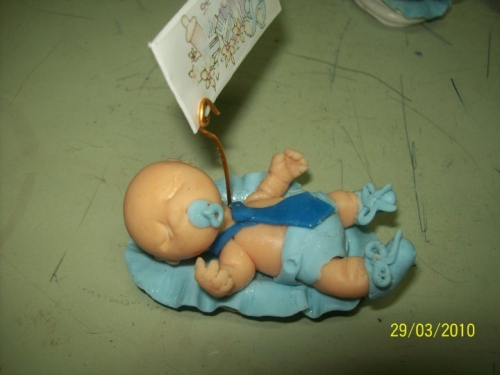 Souvenirs nacimiento varon - Imagui