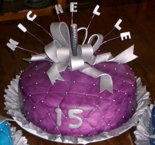 Diseños de tortas para 15 años - Imagui