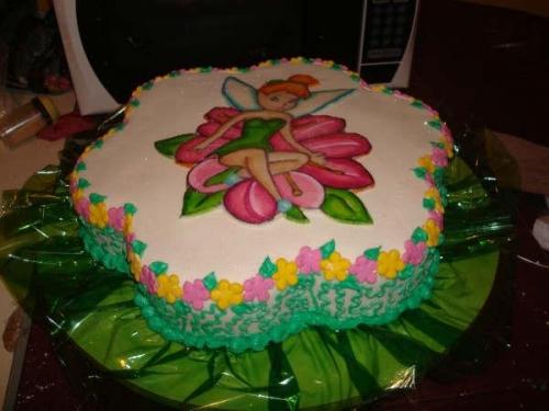 torta dulce  campanita