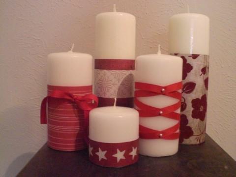 Imagen velas decoradas - Ideas para decorar velas ...