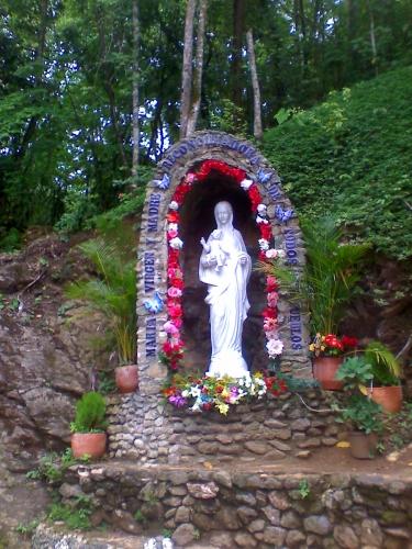 Virgen de Betania en el Santuario Los Valles del Tuy Edo. Miranda Venezuela
