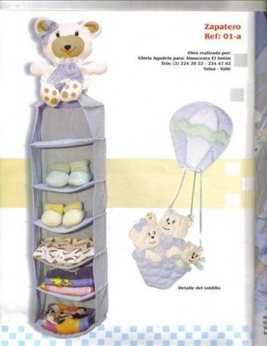imagen zapatera de bebe